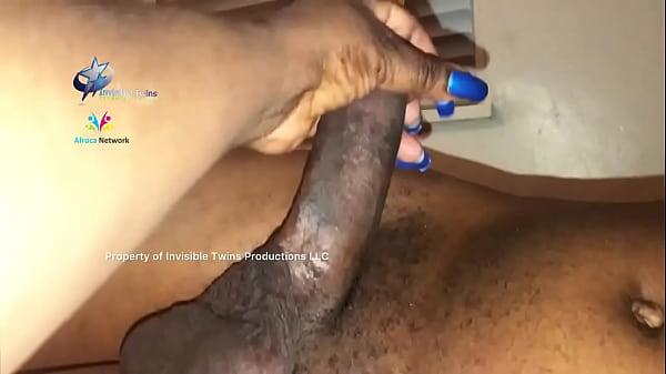 AfroCandy and Fan fucking