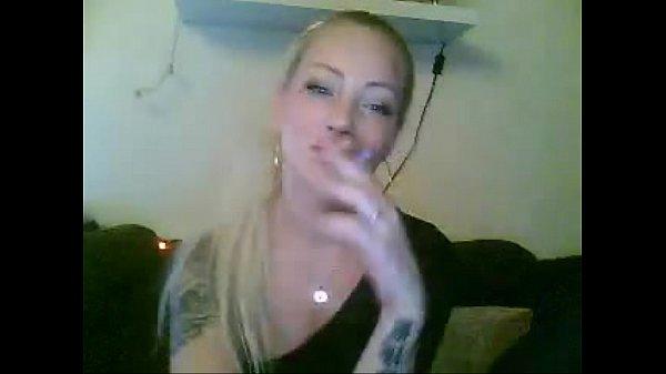 showing ass and smoking a joint az allwayz )