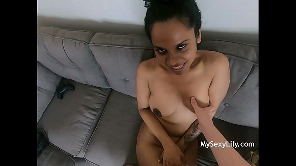 Big Boob Indian Tamil Super Star Babe Horny Lily Fucked In Lounge On Sofa Thumb
