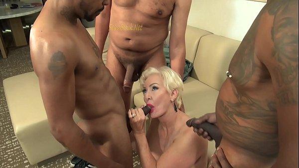 Seka's Interracial Bachelor Party
