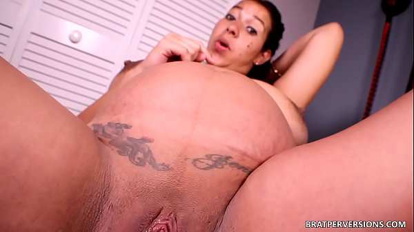Virtual Creampie with a Pregnant MILF Thumb