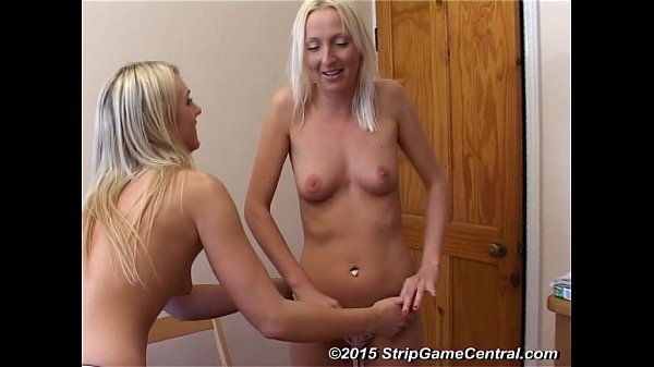 Abbi & Tracey play Strip High Low