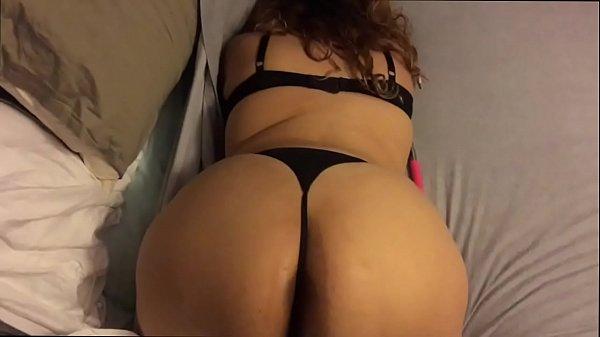 Big Ass & Black Thong