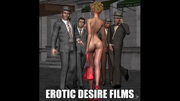 Секс с суперской блондинкой