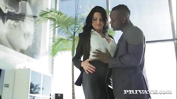 Private.com - Ania Kinski's First Interracial Dick
