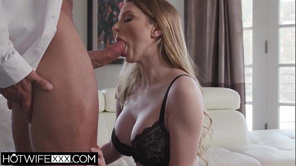 Husband Watches Man Cum On Big Tit Wife Bunny Thumb
