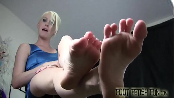 Shoot your hot cum all over our feet Thumb