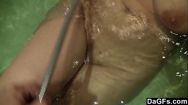 Watch tub girl video gross virgin porn pussy