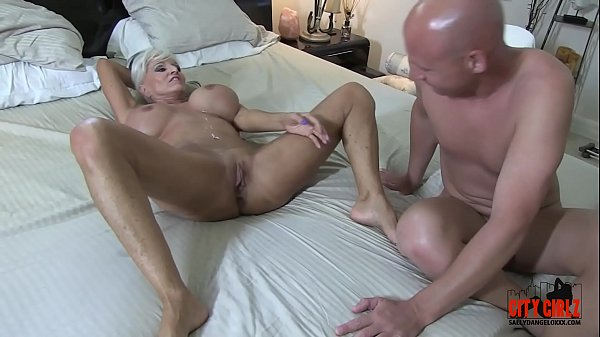 Mean BITCH HOTWIFE fucks BBC in front of her injured CUCK husband Sally D'angelo Thumb