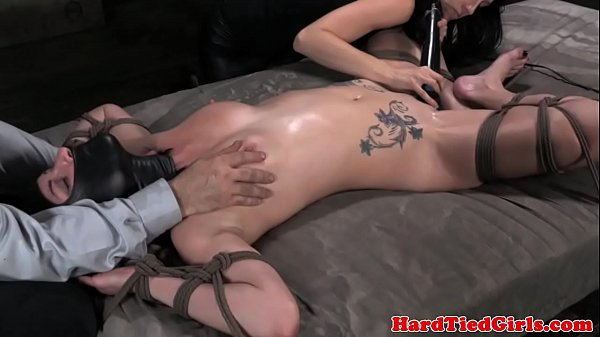 BDSM sub Veruca James cant climax Thumb