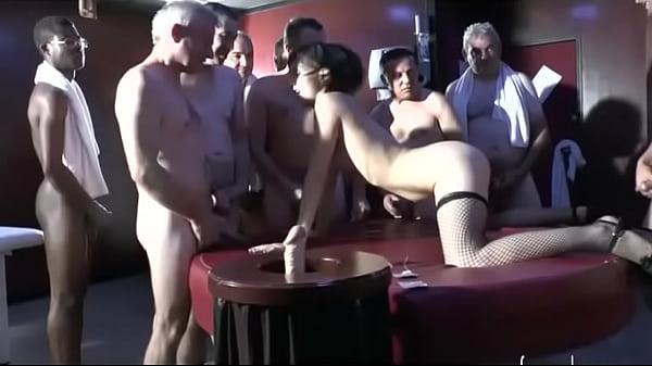 Hot French Gloryhole For Sweet Sluts