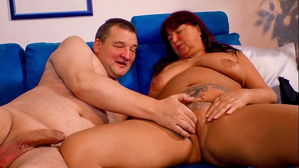 XXX OMAS - Horny German newbie Maria H. craves a hard dick up her mature pussy Thumb