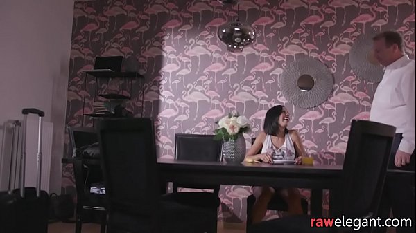 Cheating euro wife getting anally drilled thumbnail