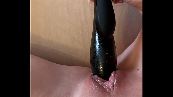 Teeny masturbates the first time with a vibrator and comes hard! Thumb