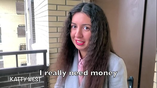 Anal Sex For Money With a Young Neighbor Katty ...