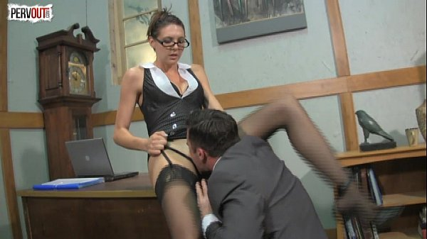 Boss Lady Pussy Service with Sadie Holmes Lance...