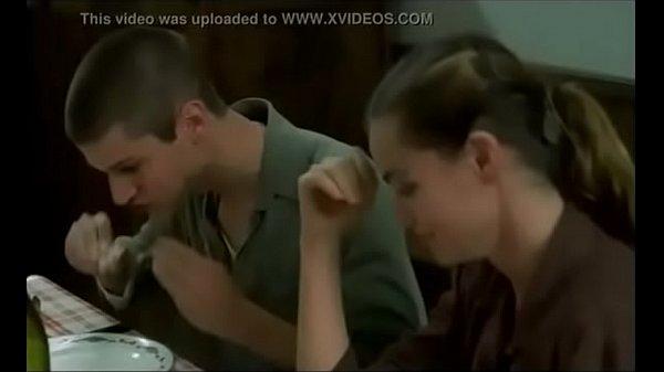 Русское порно секс со своей тётей