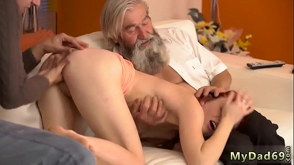 Punish fuck daddy first time Unexpected practice with an older