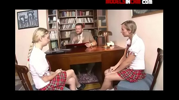 Studentes in gruop sex