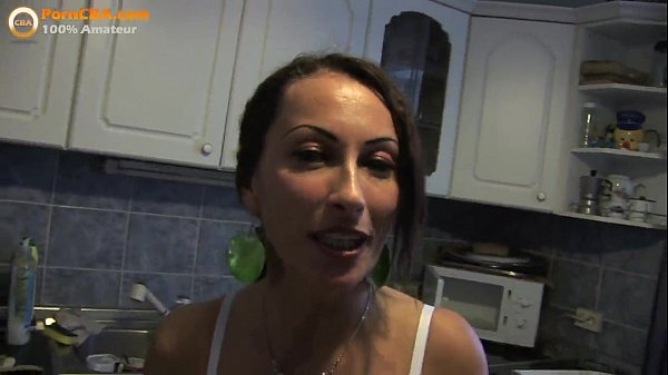 Real amateur milf anal fucking on home