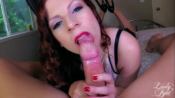 Back to School BJ by Lady Fyre POV Milf sucking cock Thumb