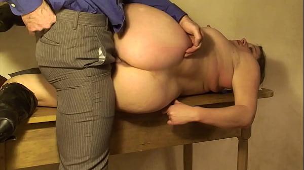 Big ass secretary lets boss fuck her pussy –  Erin Electra