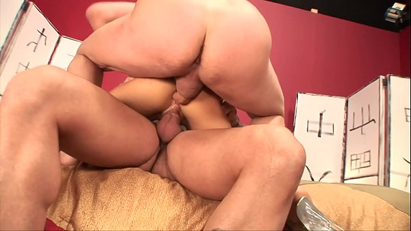 Petite Asian Teen Gets Fucked In Every Hole 3Some