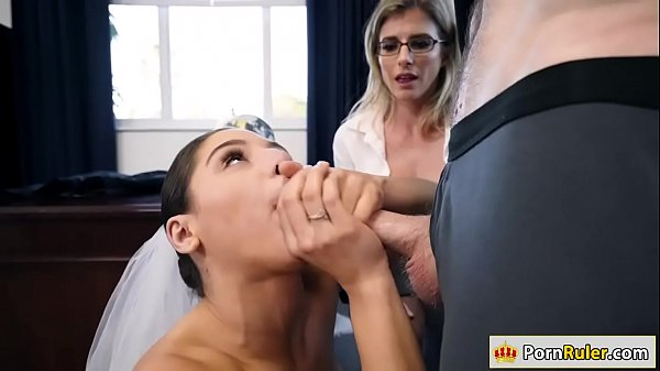 Abella getting her tight ass fucked