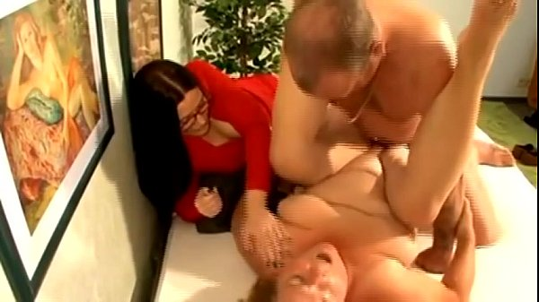 German Amateur Matures