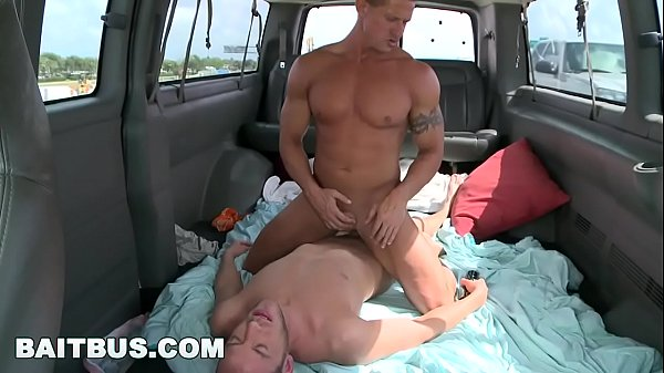 BAIT BUS - Gay Zen State Featuring The Rock and Colby White