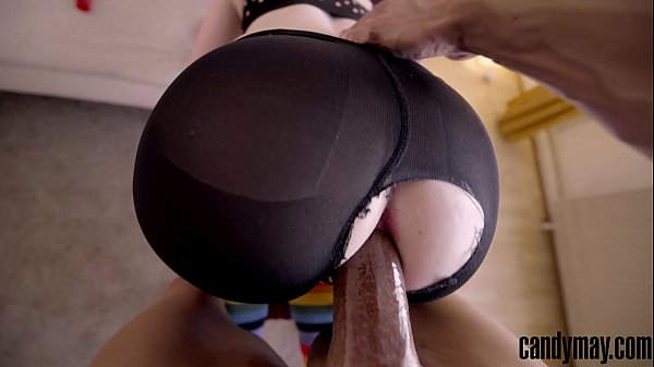 Candy May - Big Black Cock double penetration