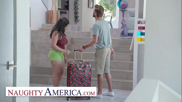 Naughty America - Gabriela Lopez compensates her friend's husband Thumb