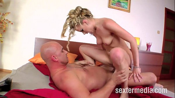Tiny amateur Teen eager after riding prick hard to suck last drop of cum face