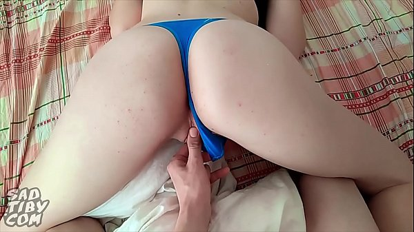 Teen Big Ass Teasing and Hardcore Sex Big Dick in the Morning Thumb