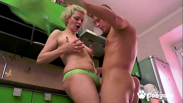 Mature Mom Madlen Drains A Much y. Cock