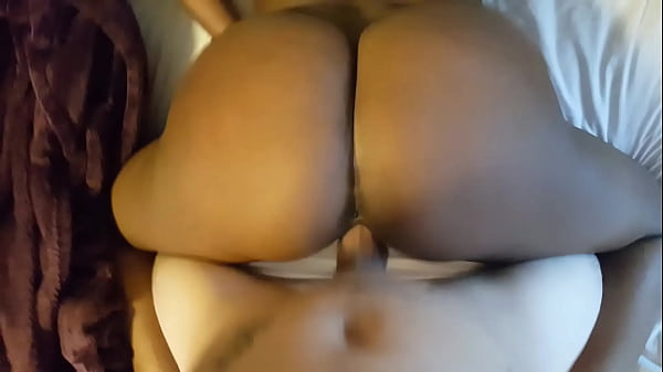EBONY MILF TAKING BWC FROM BEHIND Thumb
