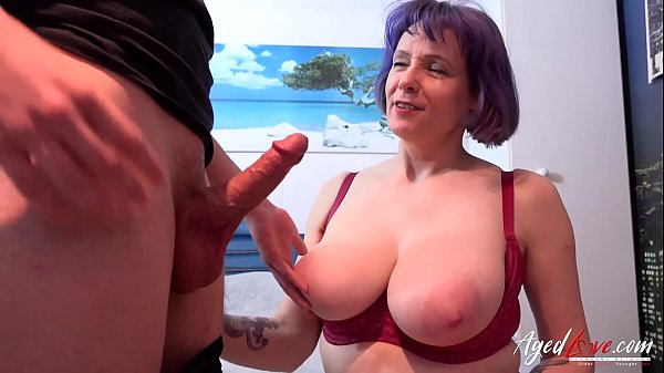 AgedLovE Mature Seduced Younster for Hardcore Thumb