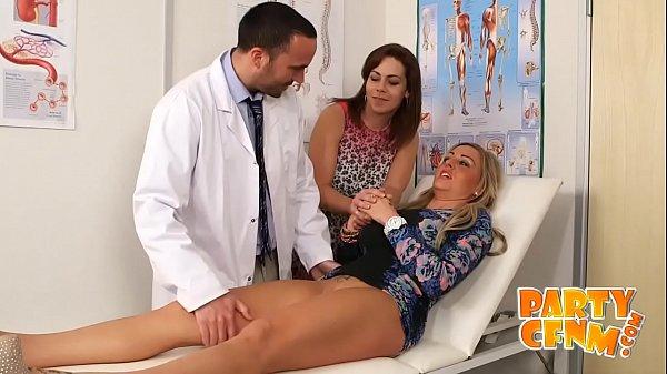 Русс лесби доктор