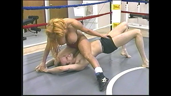 Tammy Lee - Topless Mixed Wrestling