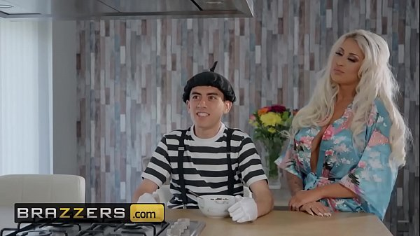 Milfs Like it Big - (Brooklyn Blue, Jordi El Nino Polla) - Pantomime Pounding - Brazzers Thumb