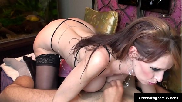 Canadian Wife Shanda Fay Gets Her Ass Banged & Cunt Crammed! Thumb