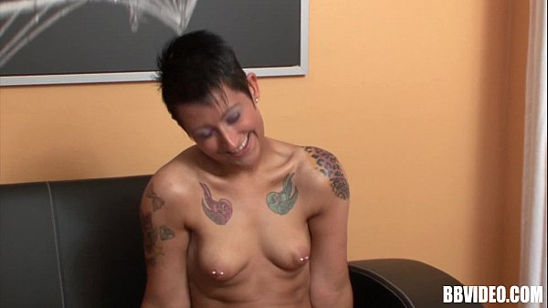 German tattooed milf gets nailed