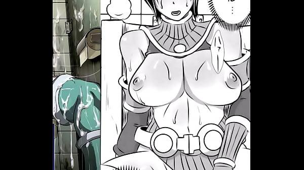 MyDoujinShop - Sexy Alien Girl Is a Dirty Slutty Nympho Who Gets a Nasty Creampie Hentai Comic
