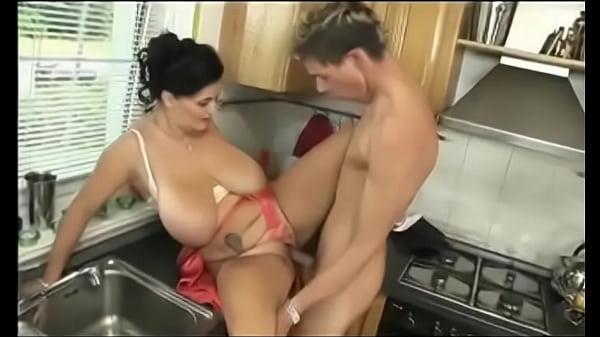 Sexy MILF Busty Reny