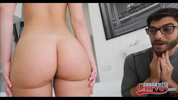 Blonde Teen Daisy Stone Big Beautiful Ass Thumb