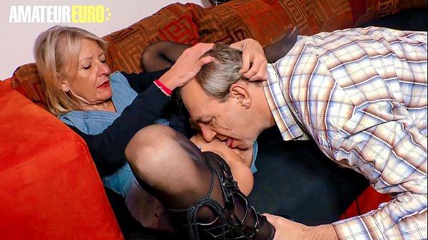 AMATEUR EURO - German Granny Margit S. Wants To...