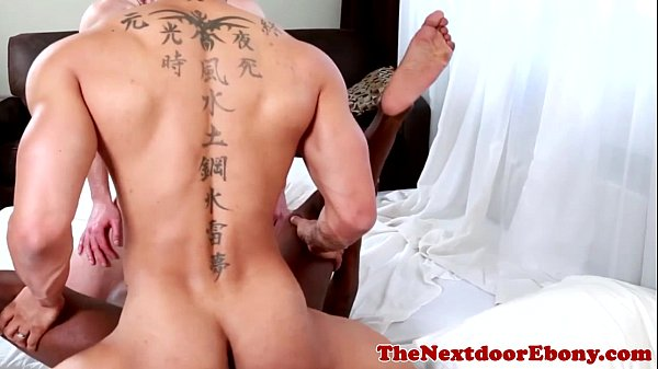 Amateur Interracial Jocks Assfucking Fun