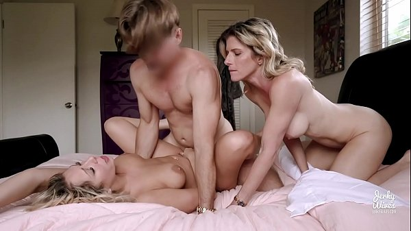 Escort Documentary for a Busty Milf – Double with Cory – Nikki Brooks