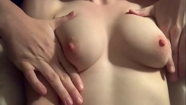 Nipple Play and Orgasm Thumb
