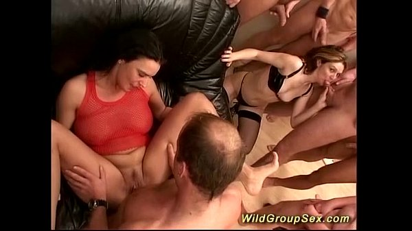 Groupsex orgy videos